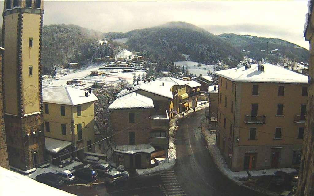 Webcam Comune di Castel d'Ariano 17/2/16