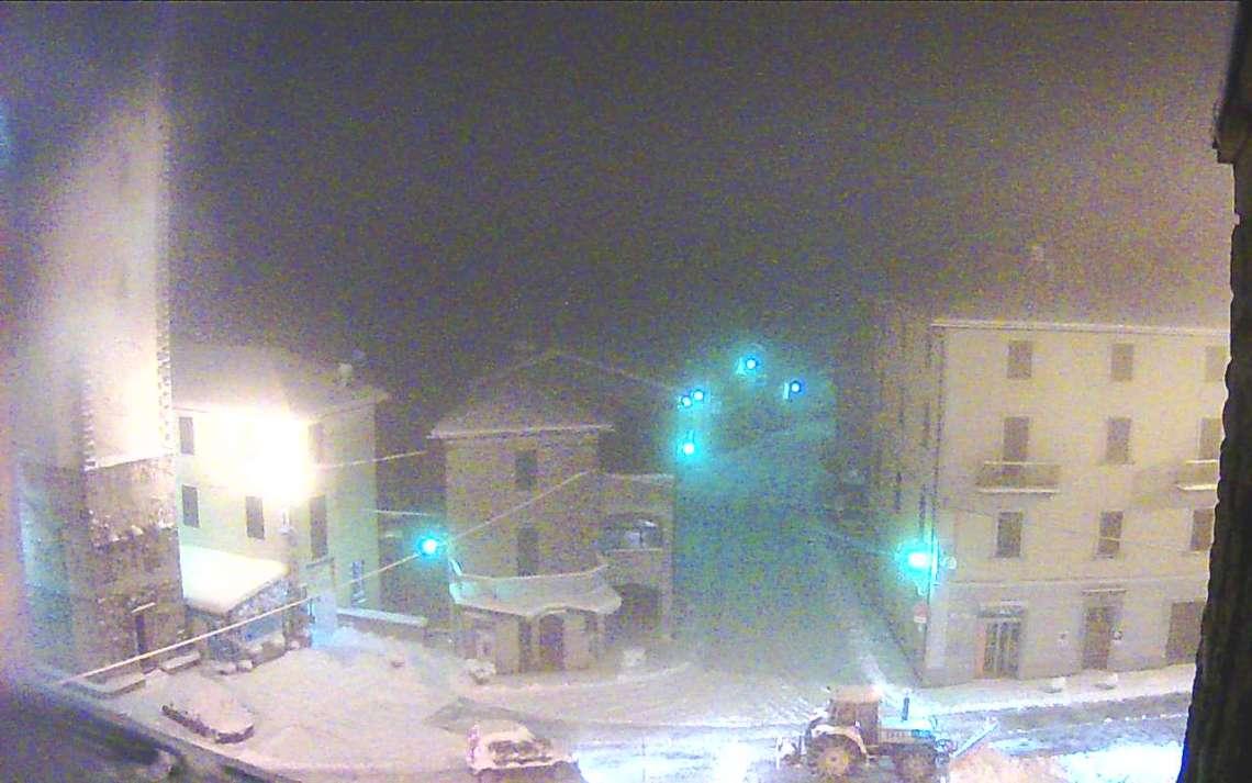 Webcam Comune di Castel d'Aiano 5 febbraio 2015