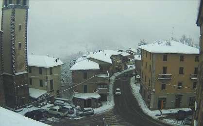 Webcam Comune di Castel d'Aiano 17/2/16