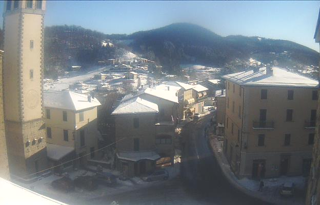 webcam Comune di Castel d'Aiano 18 dicembre 2018