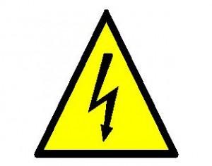 pericolo corrente elettrica