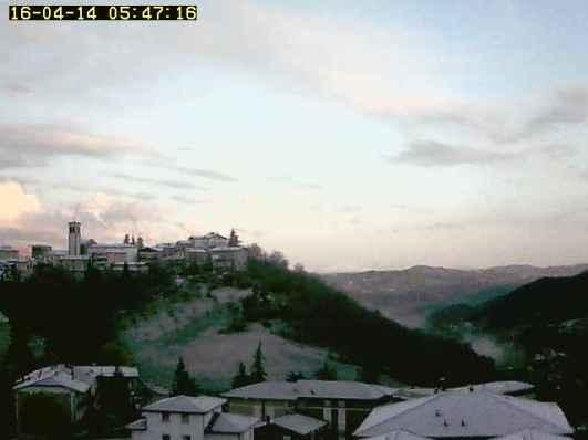 Webcam Castel d'Aiano 160414