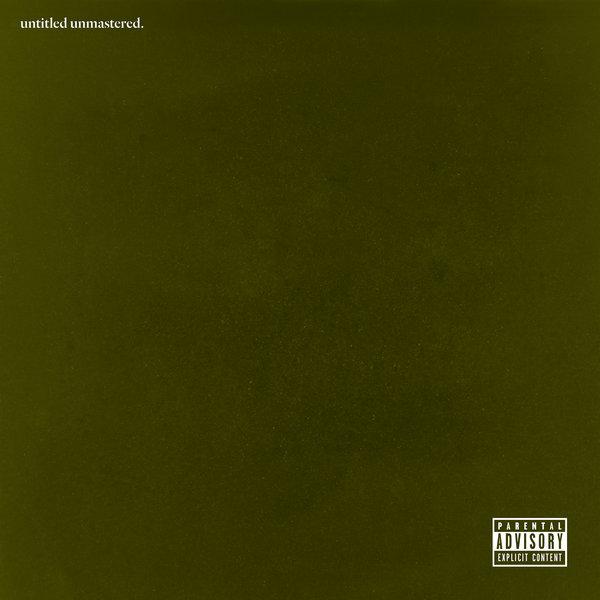 Kendrick Lamar - untitled unmastered.