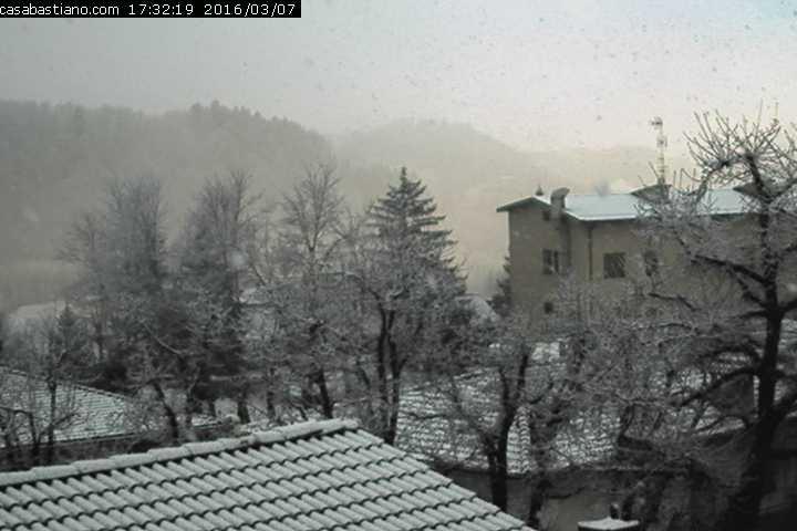 Webcam Montese Casa Bastiano 7/3/16