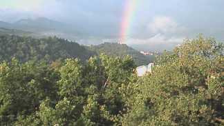 Arcobaleno a Montese