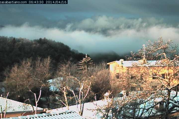 Webcam Montese Casa Bastiano 160414