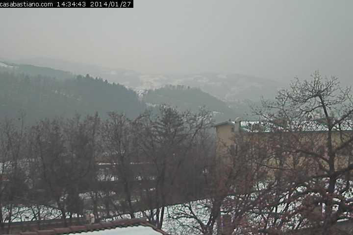 Montese neve 27 gennaio 2014