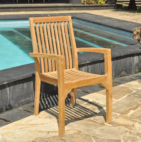 wooden garden chairs uk swing chair home center furniture casa bella