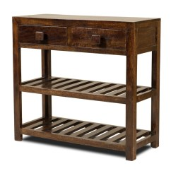 Small Sofa Table Uk Two Piece Suite Console With Drawers And Shelf Brokeasshome
