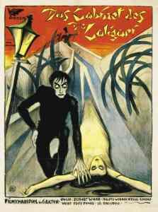 Plakat Dr Caligari