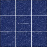Ceramic Frost Proof Tiles NON-SLIP Cobalt Blue