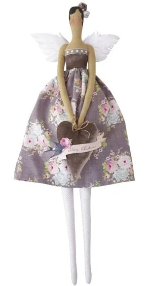 Tilda Vintage Doll Angel Kit From Tone Finnanger  Tilda
