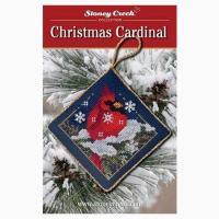 Christmas Cardinal From Stoney Creek Collection - Cross ...