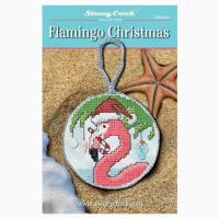 Flamingo Christmas From Stoney Creek Collection - Cross ...
