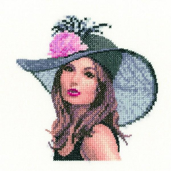 Rachel Miniature Heritage Stitchcraft - John Clayton