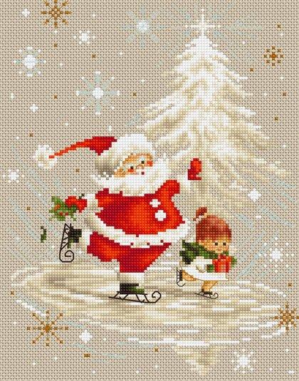 Santa Claus From Luca S Luca S Kits Casa Cenina