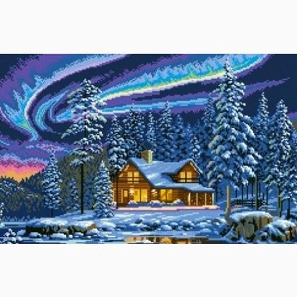 Northern Lights From Artibalta  Diamond Painting  Kits  Casa Cenina
