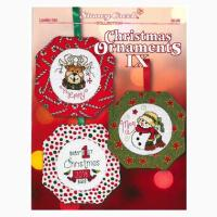 Christmas Ornaments IX From Stoney Creek Collection ...