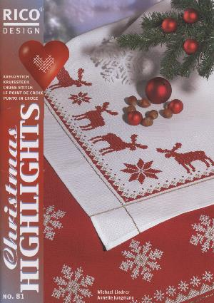 Rico Design Christmas Highlights da Rico Design  Libri  Riviste  Libri  Riviste  natale