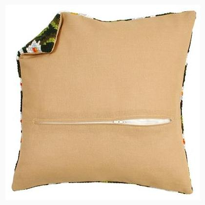 Dorso cuscino 45x45 con zip  ecr da Vervaco  Cuscini
