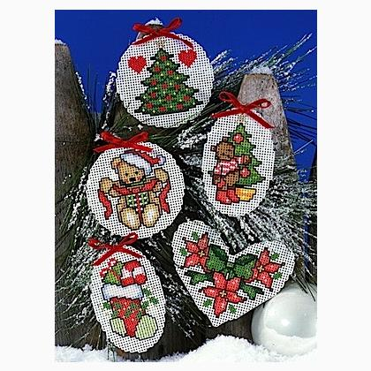Decorazioni albero di Natale da Design Works Crafts