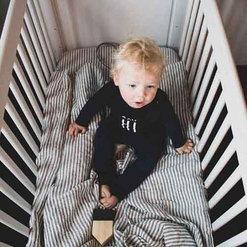 Nieuw: linnen kinderdekbedovertrekken van Casa Homefashion