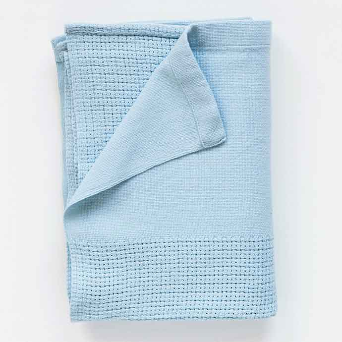 Baby Bed Deken.Organic Cotton Crib Blanket Nice And Soft Casa Comodo