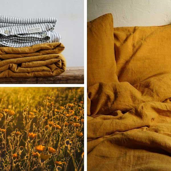 Stonewashed linnen beddengoed – Casa Comodo