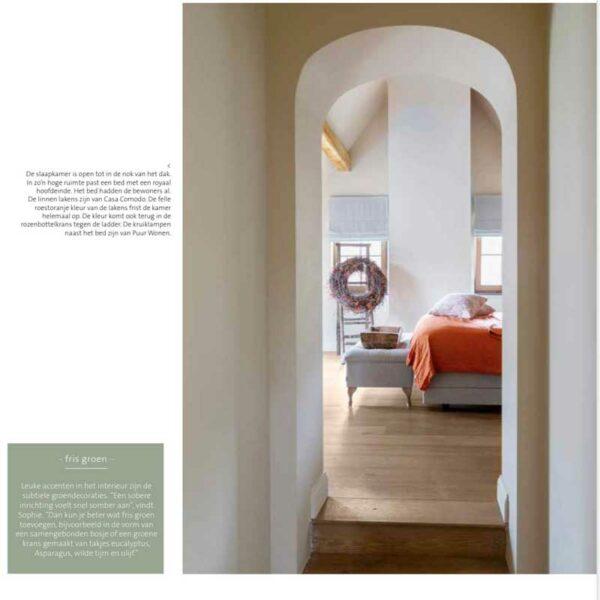 Casa Comodo in Tijdschrift Wonen Landelijke Stijl