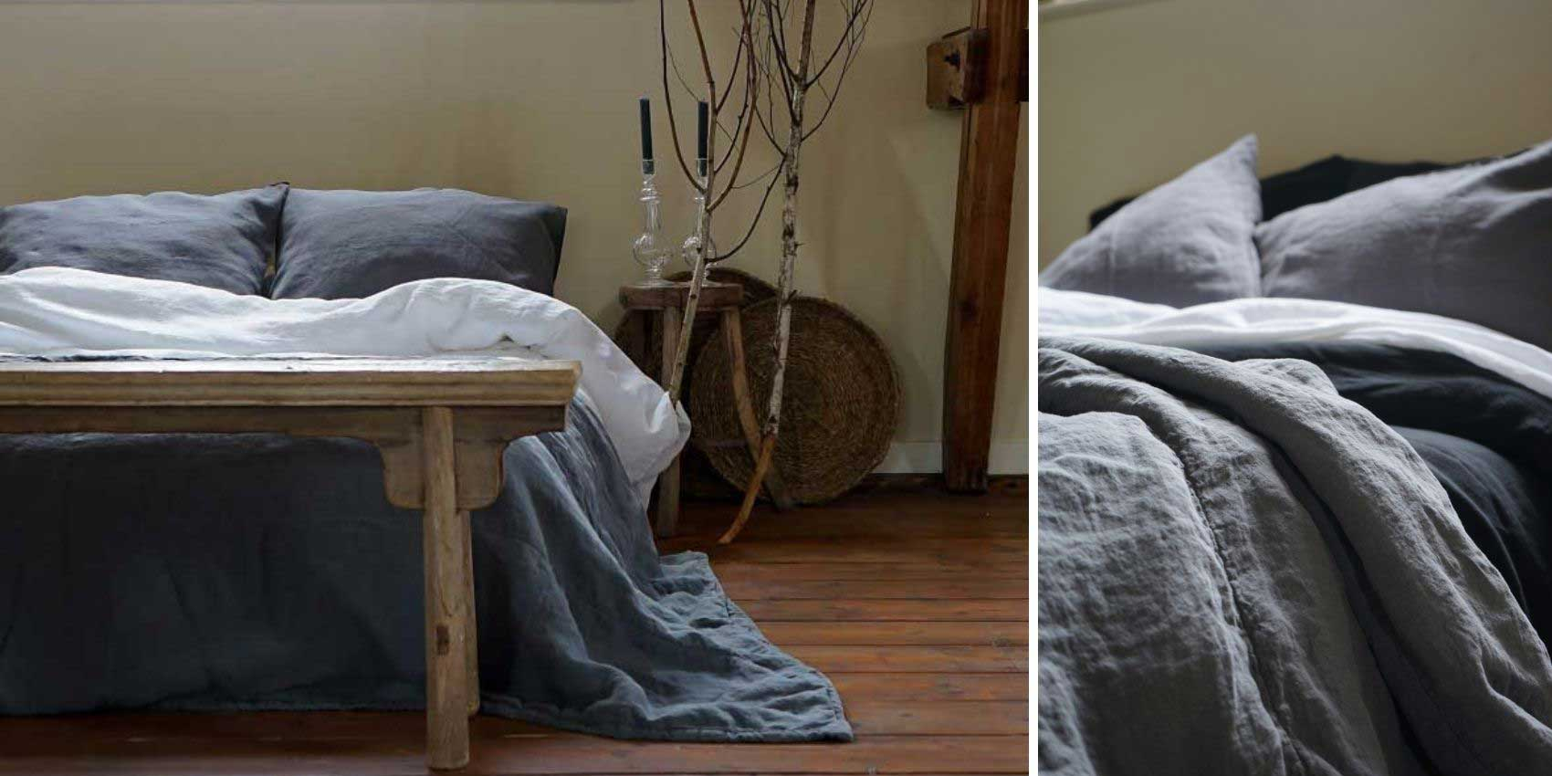 Webshop specialised in linen bedding – Casa Comodo