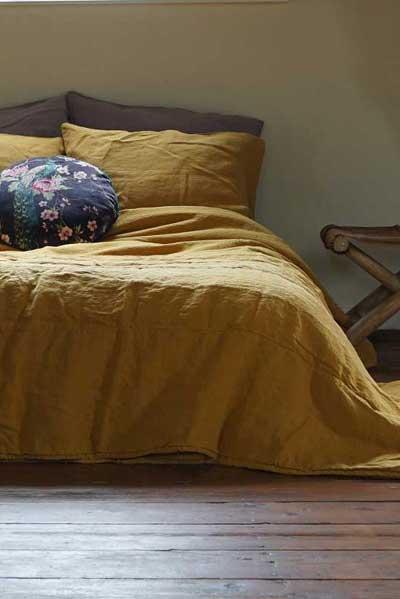Bekijk onze collectie linnen spreien – Casa Comodo