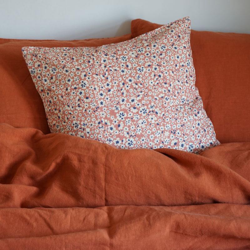 Linnen sierkussen Blossom – Casa Comodo