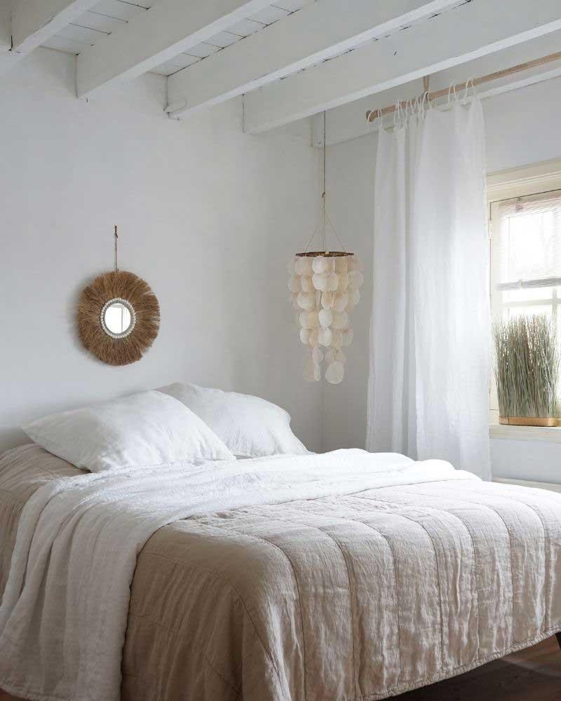 Kant en klare linnen gordijnen | Casa Comodo