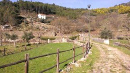 Cortes de Baixo - Caminho