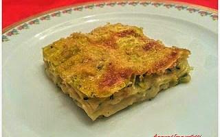 Lasagne al Salmone e zucchine – Oggi cucina…Giovanna