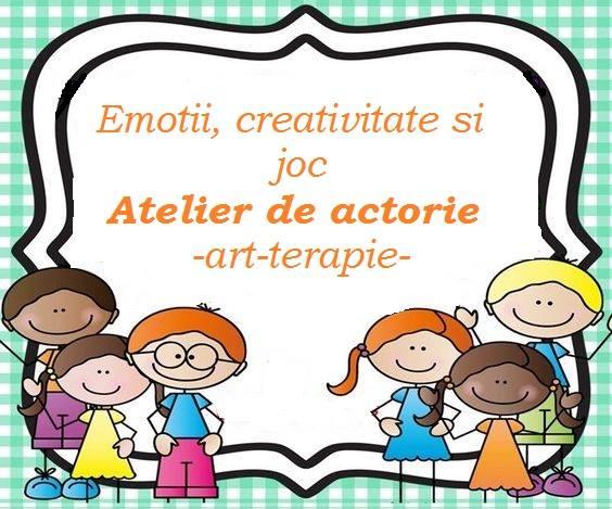cursuri actorie copii bucuresti