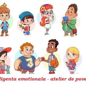 inteligenta emotionala la copii