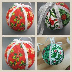 globuri handmade
