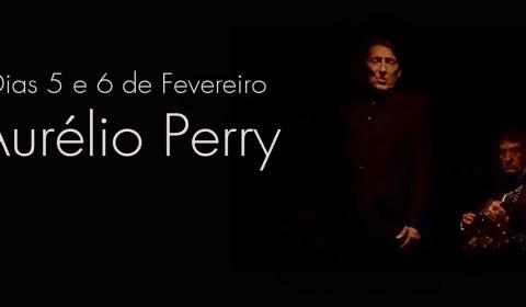 Fado com Aurélio Perry