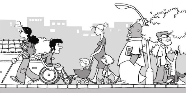 cidade acessibilidade