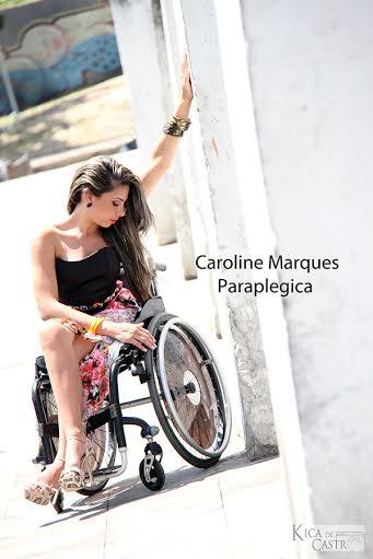 MISS CADEIRANTE - ARCOS DA LAPA- CASADAPTADA