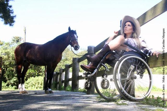 miss cadeirante - casadaptada - Carol