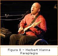 Figura 8 - Herbert Vianna - Paraplegia