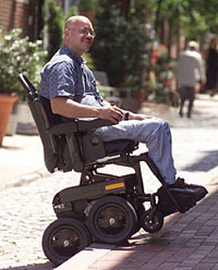 Cadeira de Rodas IBOT