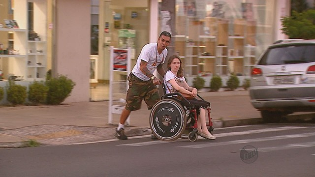 Plano de Mobilidade Urbana cadeirante