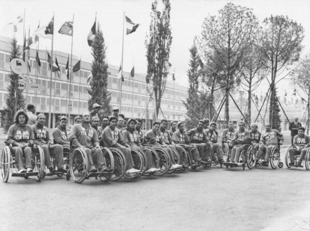 Essa é a 16ª edição do evento. A primeira edição da Paralimpíada aconteceu em 1960, em Roma.