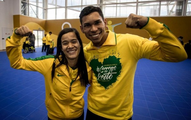 A delegação brasileira vai ter 278 atletas.