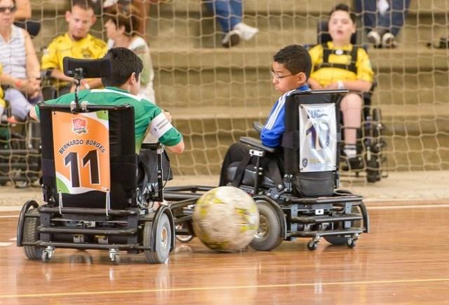 Rio de Janeiro vai sediar torneio de futebol em cadeira de rodas (Foto: Divulgação)