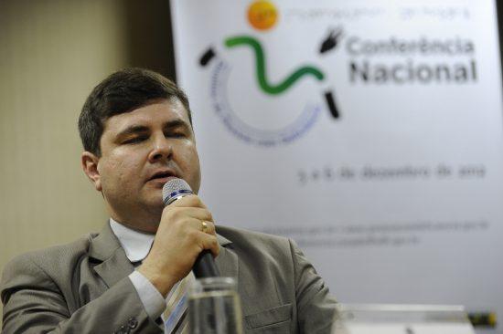 Moisés Bauer comandou a Secretário Especial dos Direitos da Pessoa com Deficiência. Imagem: Reprodução