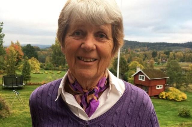 Elisabeth Hultcrantz diz que crianças simplesmente